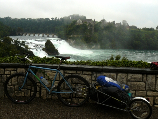 Neuhausen am Rheinfall, Tour de Suisse 2012