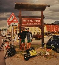 Paso del Tonale, 28 km de montée ! Voyage en Slovénie, 2005