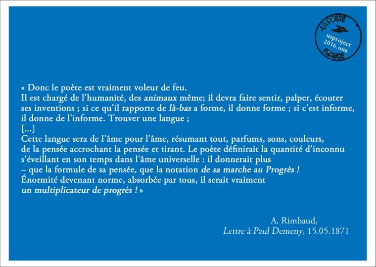 Carte Postale Rimbaud_usproject2016.com