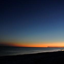Navarre Beach, dernières lueurs_usproject2016.com