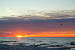Navarre Beach, sunrise_usproject2016.com