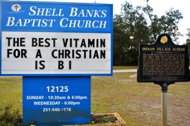 Chrétiens vitaminés