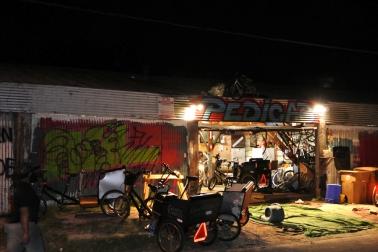 Pedicabs à Austin
