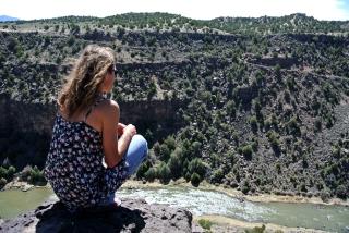 Balade sur les rives du Rio Grande
