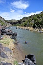 Balade sur les rives du Rio Grande 7