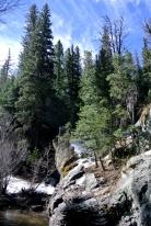 Jemez Falls,Torrent