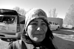 Avec les Lakotas pour la marche la plus longue : Regina