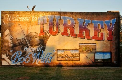 Turkey Bob Wills