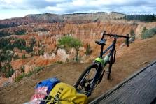 Bryce Canyon en vélo