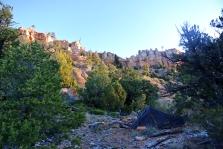 Campement Bryce