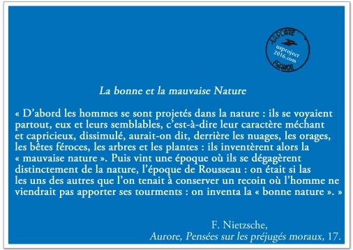 Carte Postale Nietzsche (I)_usproject2016.com
