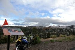 Devant Bryce Canyon enneigé