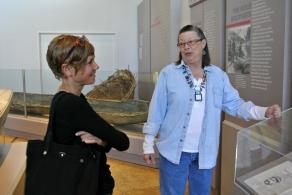 Hannah et Johann l'archiviste de Green River