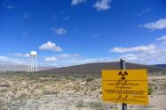 La pyramide ou les déchets radiocatifs d'uranium