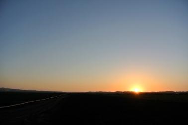 Coucher de soleil Guadalupe