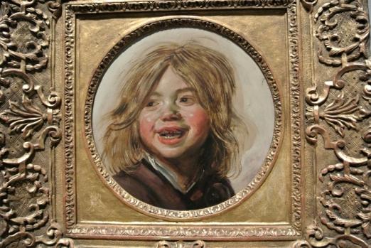 Frans Hals, Enfant riant