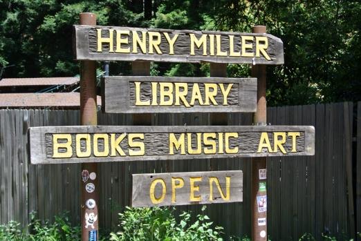 Henry Miller Library Big Sur