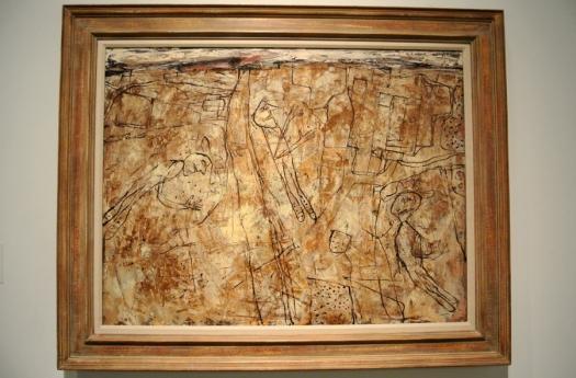 Jean Dubuffet, L'effacement des mémoires