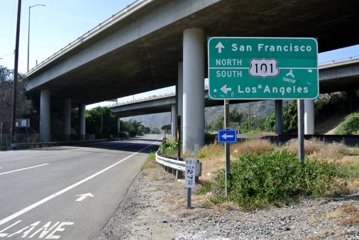 L.A. - S.F.