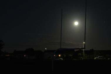 Lune transformée