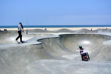Venice Beach pool