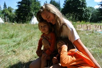 Danielle et Milo