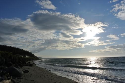 Port Townsend coast